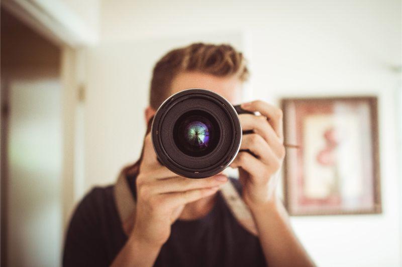 Design lab advice 1: hire pro camera man